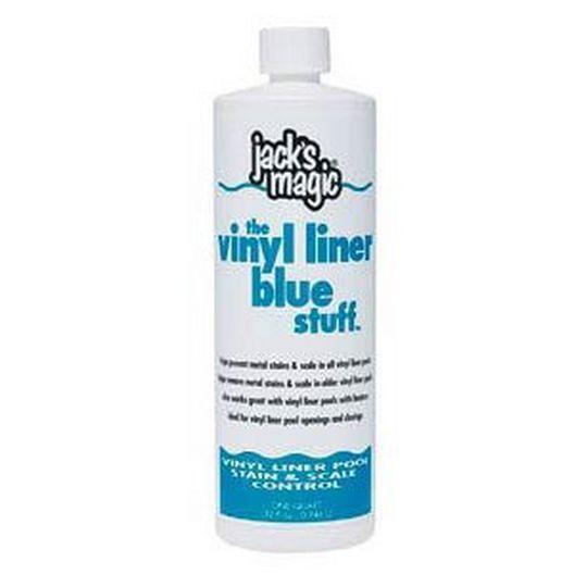 Jack's Magic The Vinyl Liner Blue Stuff Stain Preventer - B-Y3352-VAR