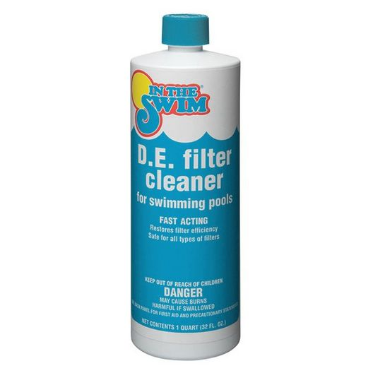 DE Filter Cleaner 1 qt