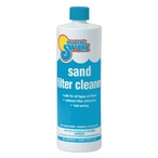 Liquid Sand Filter Cleaner