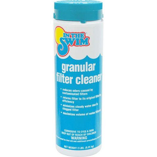 Granular Filter Cleaner 2 lbs