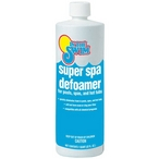 Self-Floccing Spa Defoamer