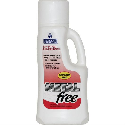 Natural Chemistry - METALfree Metal Stain Remover 1L - 14834