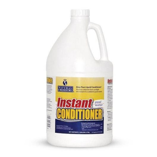 Natural Chemistry - Instant Pool Water Conditioner 1 Gallon - 12306
