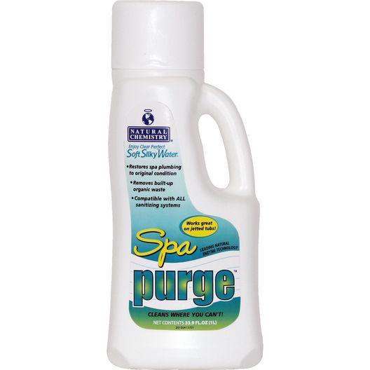 Natural Chemistry Spa Purge Hot Tub Cleaner - B-Y5999-VAR