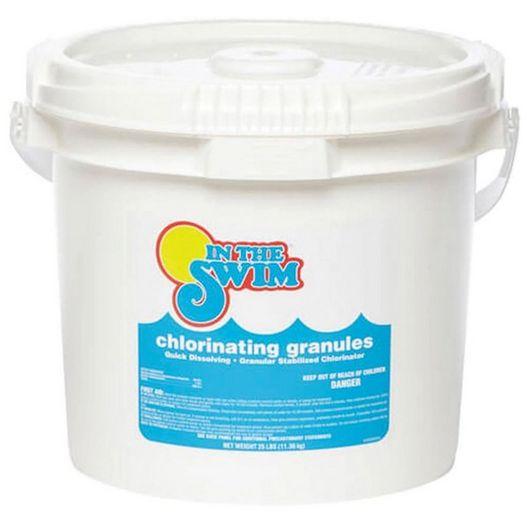 Granular Chlorine Sodium Di-Chlor - C4002-VAR