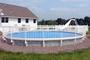 "Premium Above Ground Pool Fence Kit - 36"" Tall"