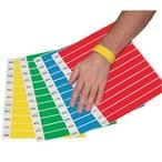 Colored Tyvek Wristbands - MASTER-SKU54622
