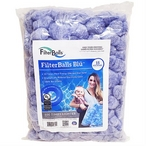 FilterBalls Blu 10 1 Cubic Ft of Media