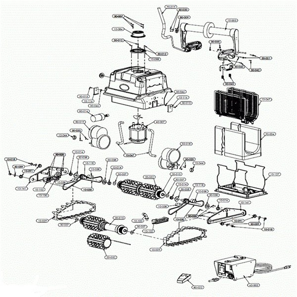 Aquabot Turbo T4 RC image