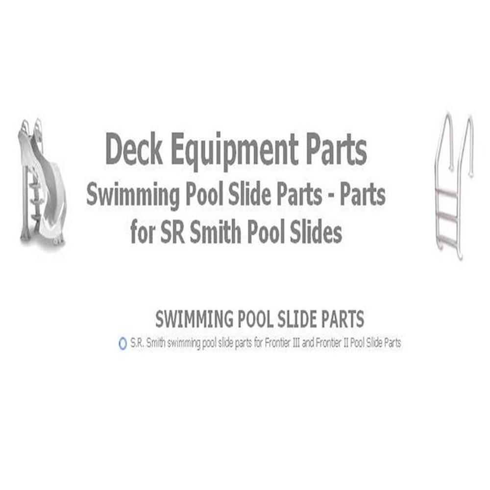 Swimming Pool Slide Parts image