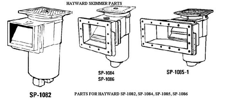 AUTOMATIC SKIMMER SP-1082/T image