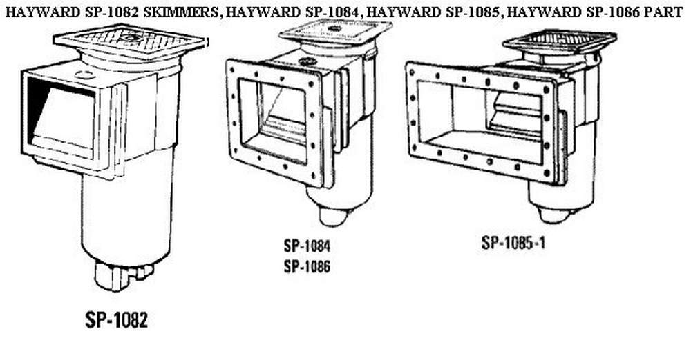 AUTOMATIC SKIMMER SP-1083 image