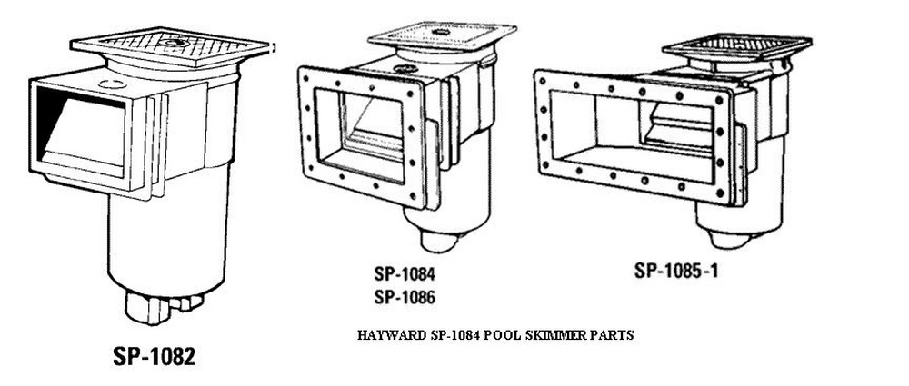 AUTOMATIC SKIMMER SP-1084/T image