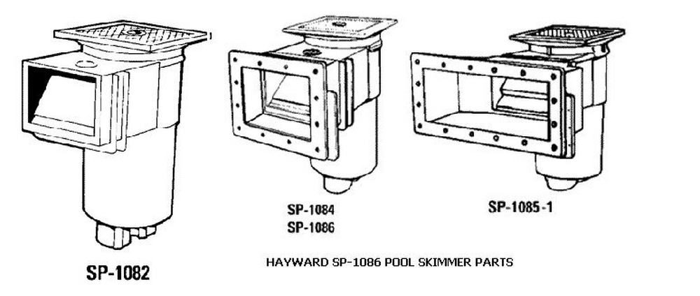 AUTOMATIC SKIMMER SP-1086 image