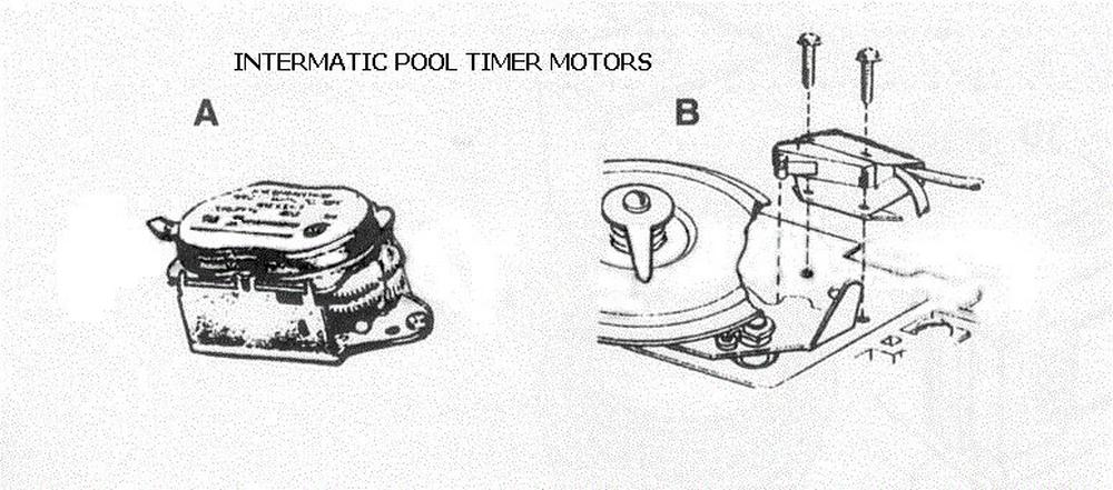 Intermatic Timer Motors / Fireman Switch image
