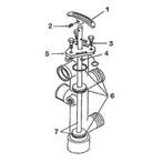 Anthony Bronze Push-Pull valves