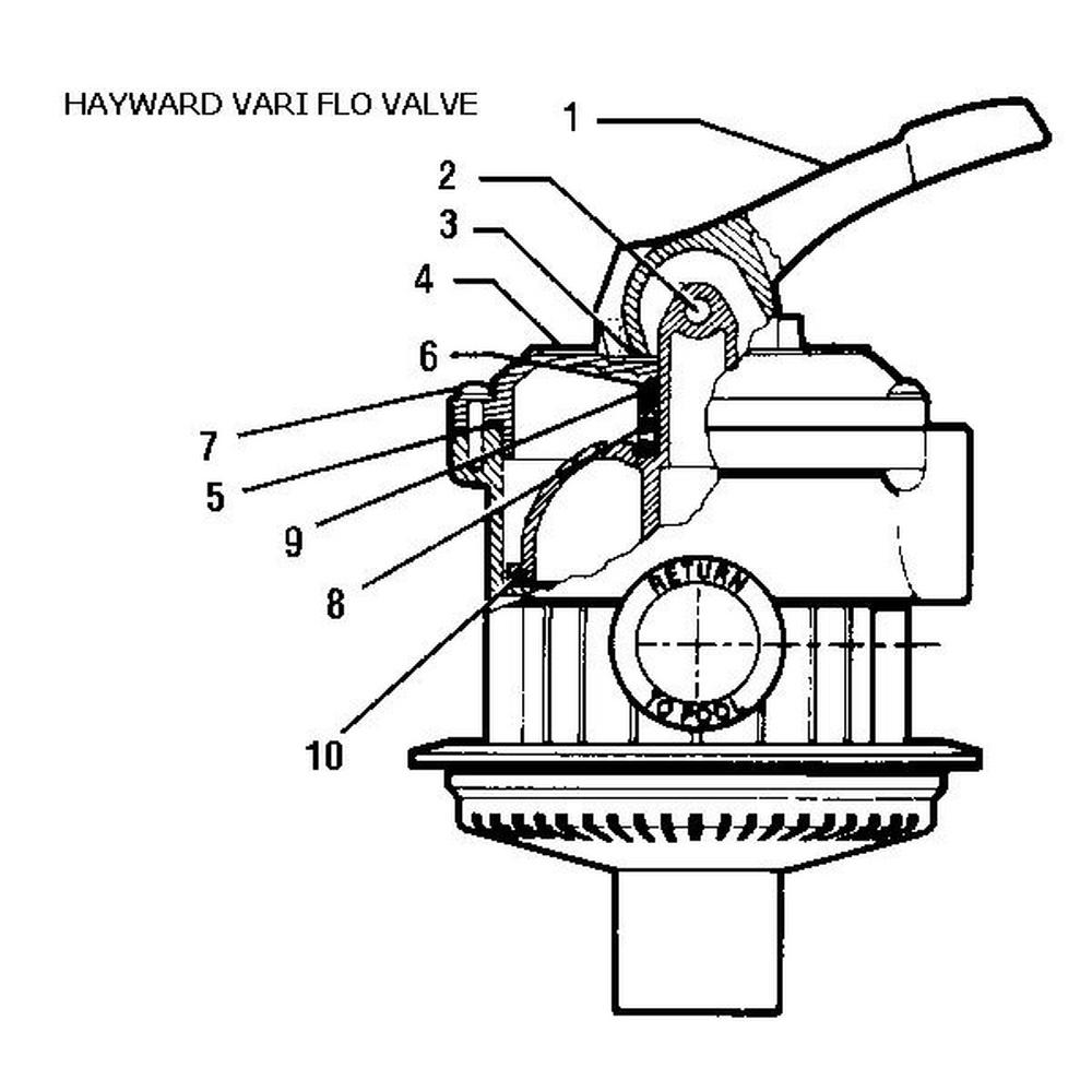 4-Position Vari-Flo Valve, SP-704 image
