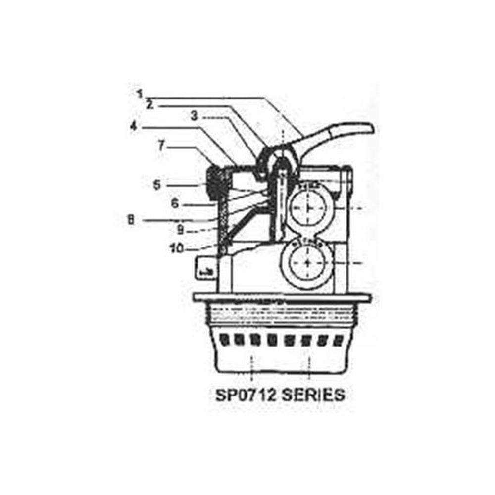"""1 1/2"""" Vari-Flo Valve: SP-712 image"""