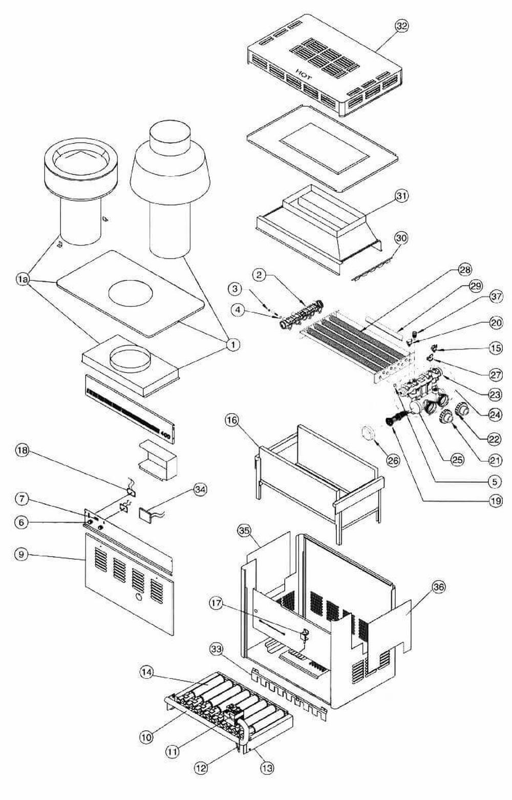 Purex Minimax CH Heater Page 2 image
