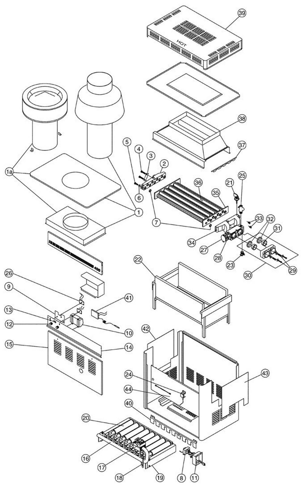 Purex Minimax Plus Heater Page 2 image