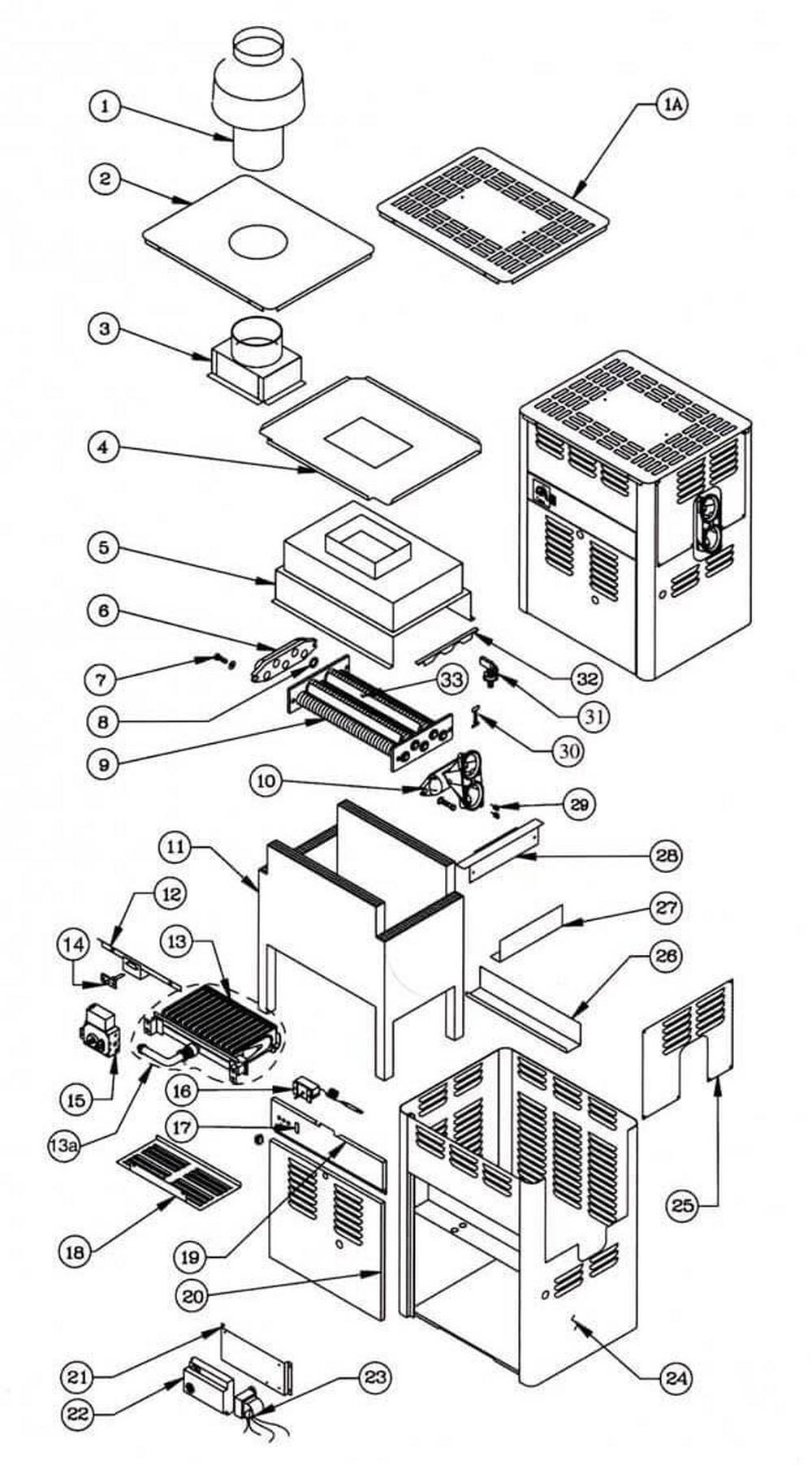 Purex Minimax 100 Heater image