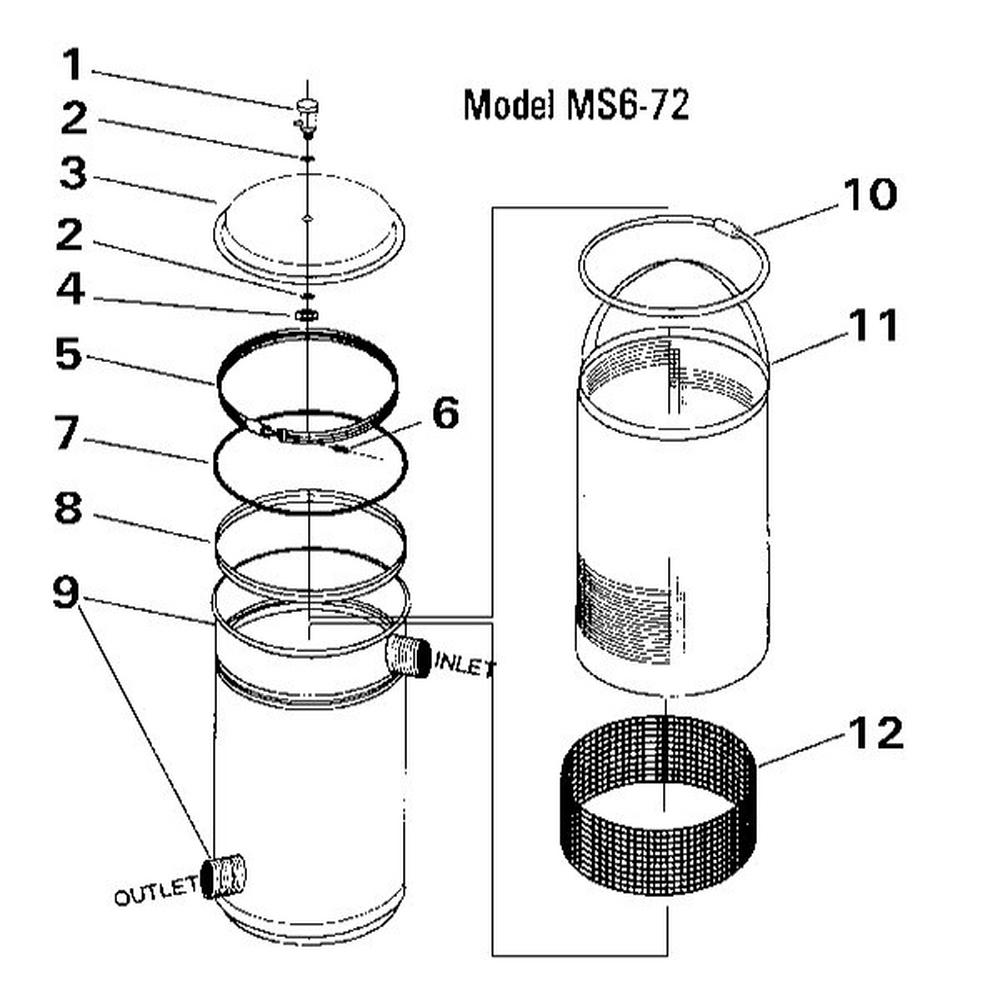 MS6-72 Separation Tanks image