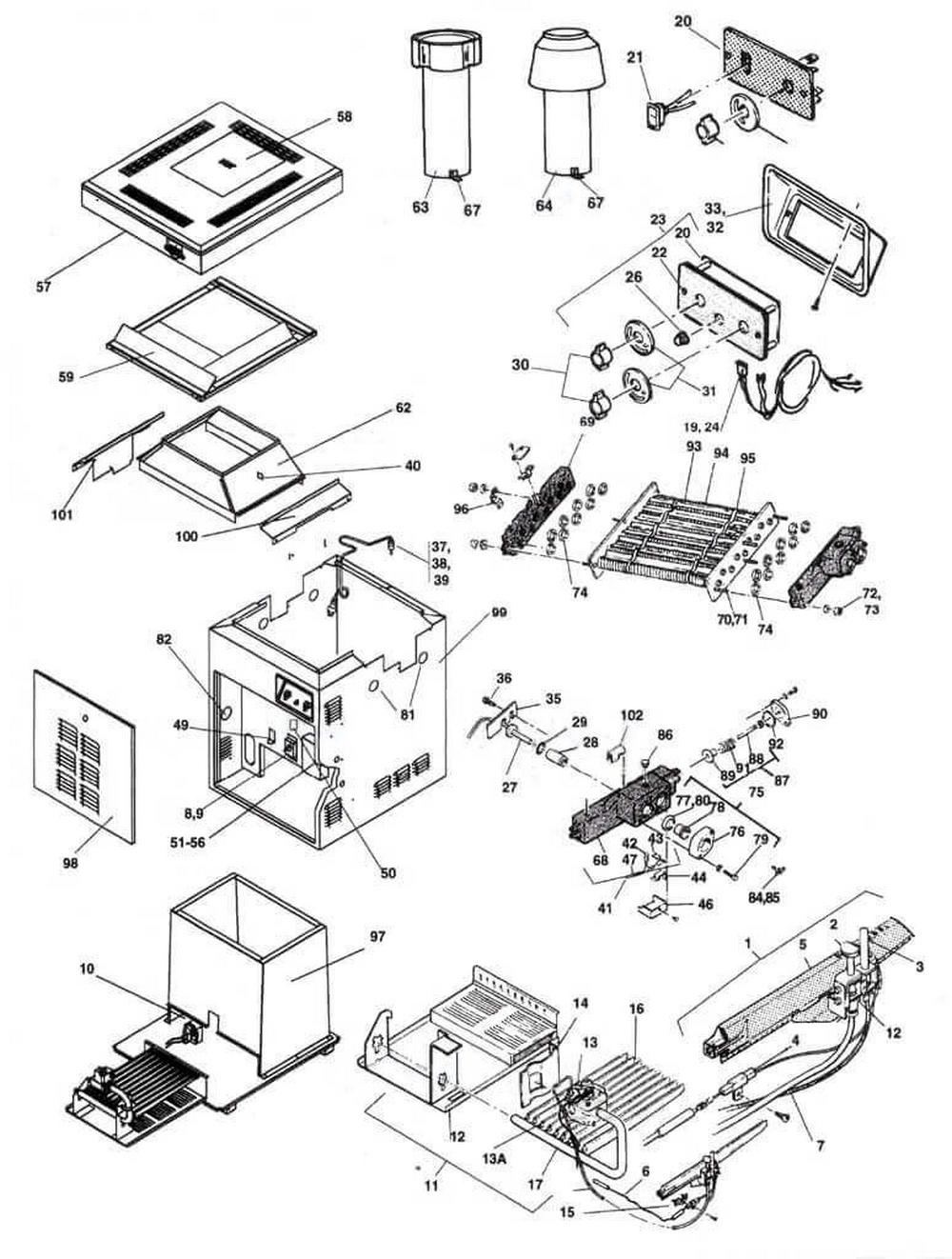 Laars Lite2 LD/LG Heaters 2003-Present - Pg 1 image