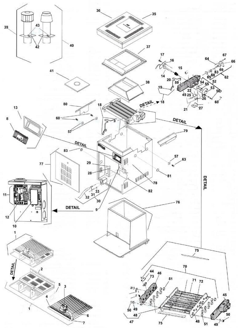 Laars Lite2 LJ Heaters 2003-Present - Pg 1 image
