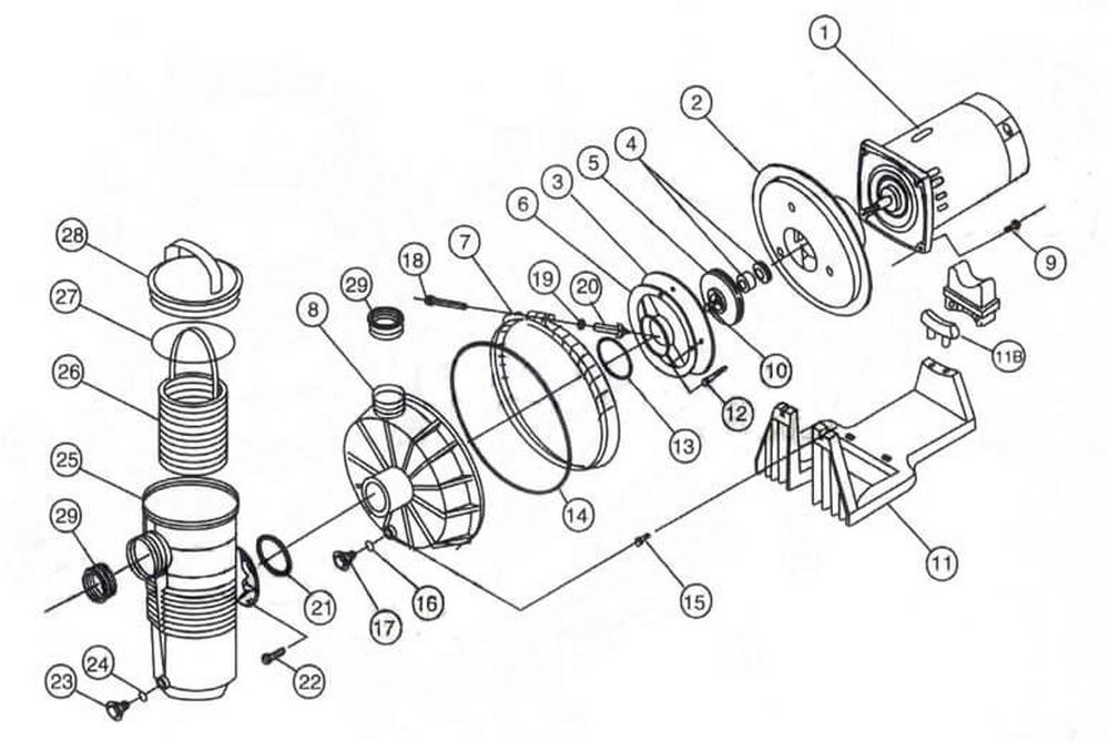 Challenger Pump, High Head image