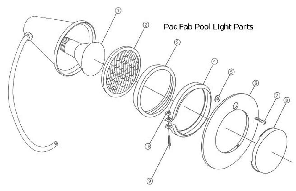 Pool Star Light image