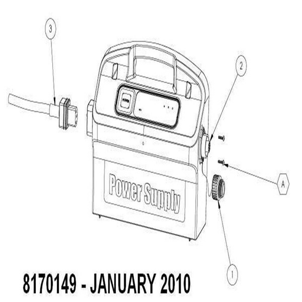 Power Supply External Parts image