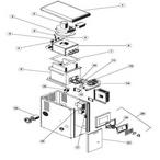 H-Series H100 Draft heater - SCHEMATIC-SP_9023