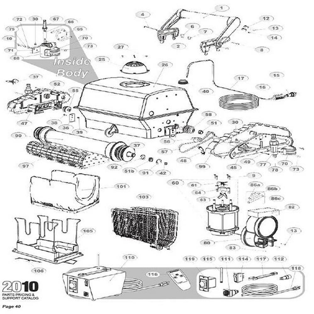 Aquabot Turbo T4RC image