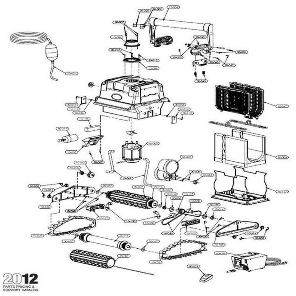 Aquabot Turbo TRC 2012 image