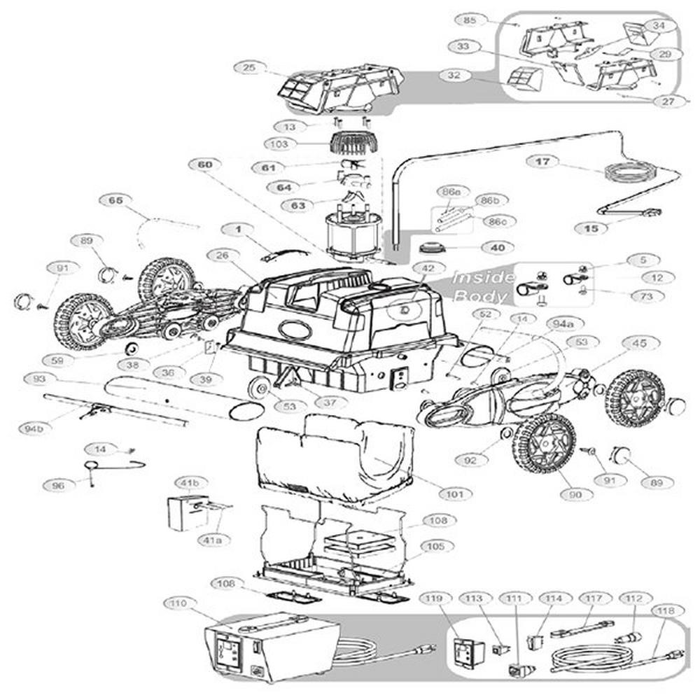 Aquabot Turbo TJet 2011 image