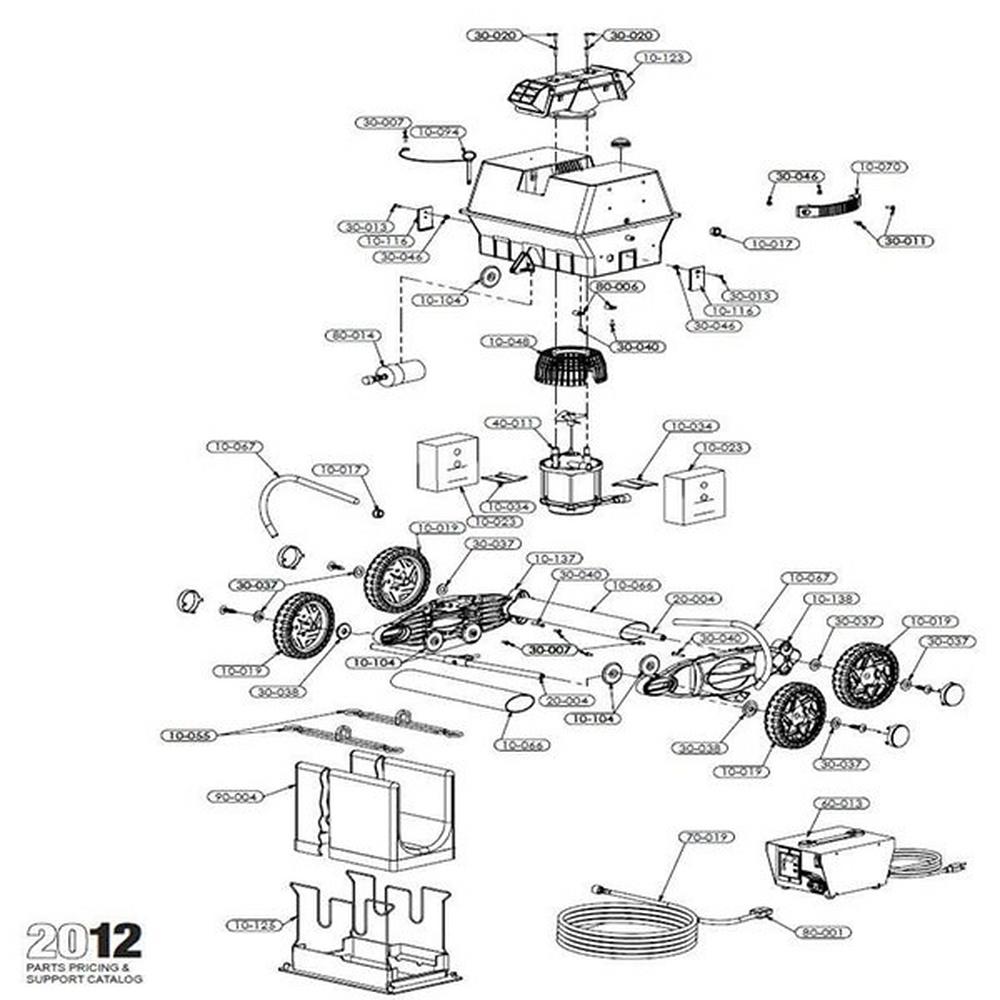Jetmax Junior Replacement Parts image