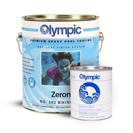 Olympic Zeron Epoxy Pool Paints