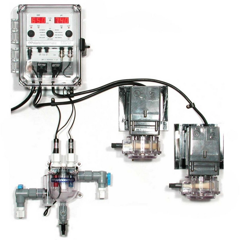 Polaris Watermatic Systems image