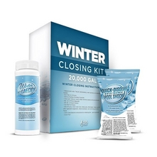 Polarshield - Pool Protector 20 Winter Closing Chemical Kit (up to 20,000 Gallons)