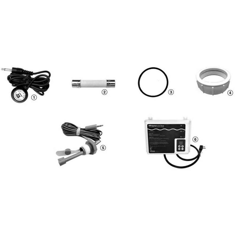 Polaris AutoClear Automatic Salt Chlorinator Salt Chlorine Generators image