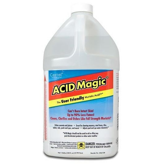 Certol - Acid Magic 1 Gallon - 14291