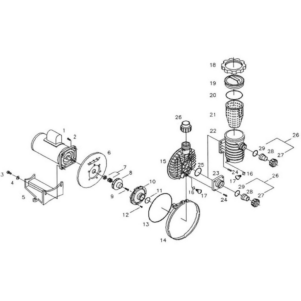 Aqua-Flo Dominator High Head Pump image