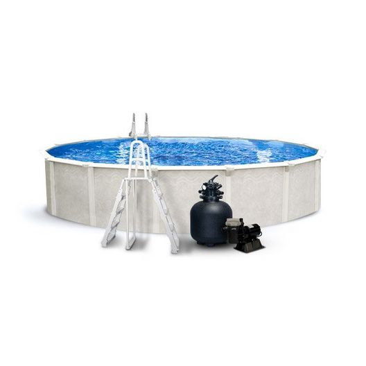 Cascade Above Ground Pool Package