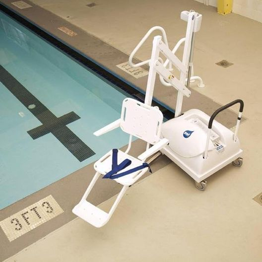 PAL Pool Lift with Armrests