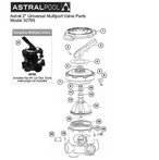 "Astral Multiport Backwash Valve 2"" Multiport Universal #30795 - cd1e204b-0b63-4d2f-9416-ceb0f3ae9b0a"