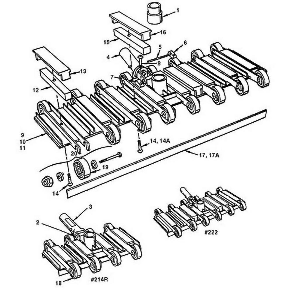 Pentair ProVac: Models 214R, 222R, 214, 222 & 229 Vacuums & Leaf Traps image