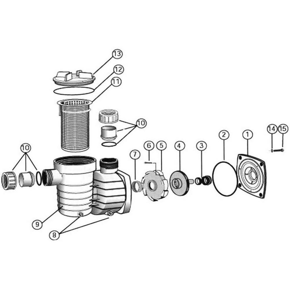 Waterco Aquamite Pump image