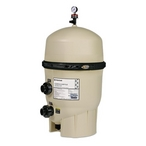 Pro Grade - Clean and Clear Plus CCP420 420 sq. ft. In Ground Pool Cartridge Filter - Premium Warranty
