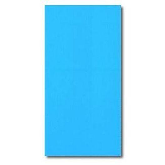 Swimline - Unibead 24' Round Blue 52 in. Depth Above Ground Pool Liner, 20 Mil - 319072