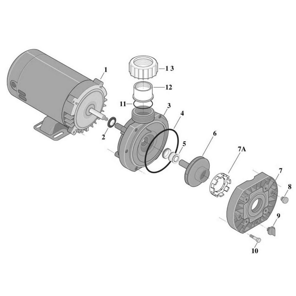 Sta-Rite JW Pump image